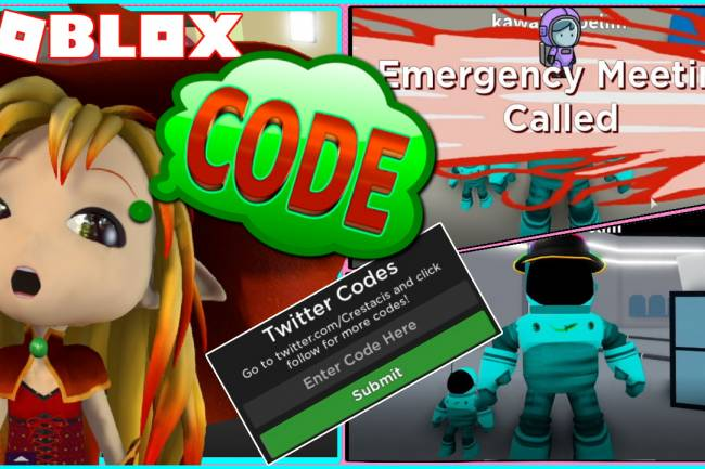 Roblox Amongst Us Gamelog - November 16 2020