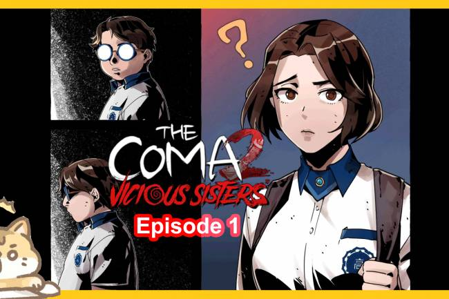 Horror let's play: The Coma 2 Vicious Sisters gameplay Part 1