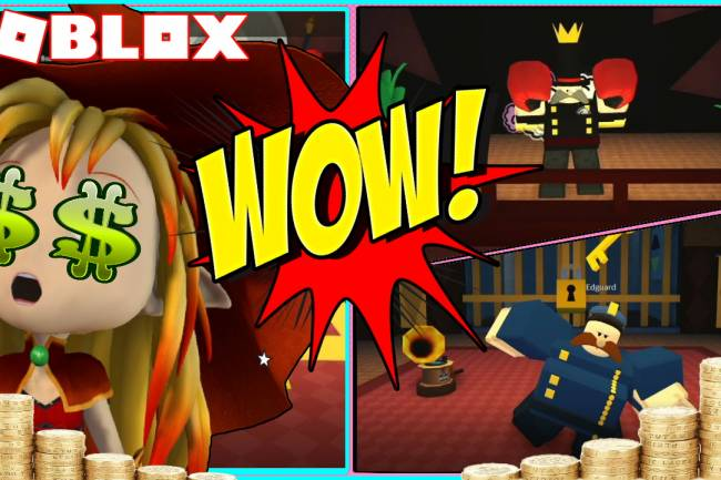 Roblox Big Bank Robbery Gamelog - January 15 2021