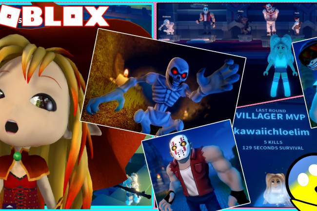 Roblox Fright Night Gamelog - January 28 2021