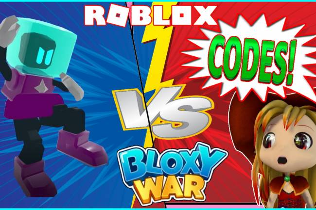 Roblox Bloxy War Gamelog - March 13 2021
