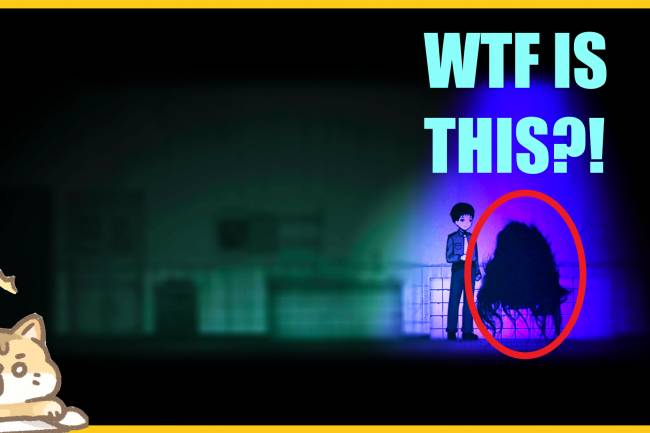 Horror Let's Play: Firework - A Chinese Indie Horror Game Chapter 1 Part 2