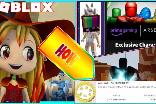 Roblox Arsenal Gamelog - March 18 2021