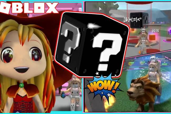Roblox Lucky Blocks Battlegrounds Gamelog - March 25 2021