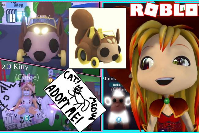 Roblox Adopt Me Gamelog - April 03 2021
