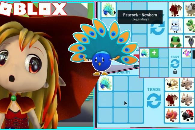 Roblox Adopt Me Gamelog - April 04 2021