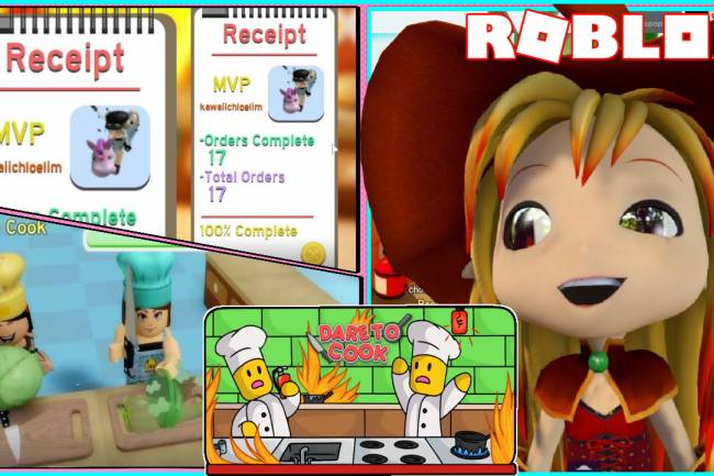 Roblox Dare To Cook Gamelog - May 19 2021