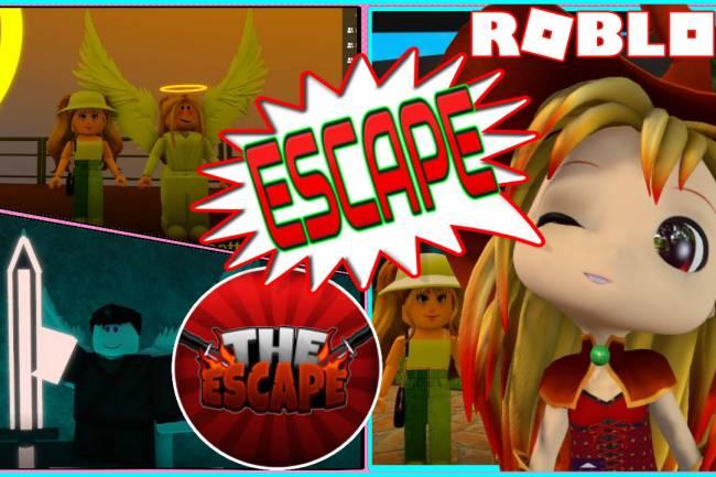 Roblox The Escape Gamelog - June 15 2021