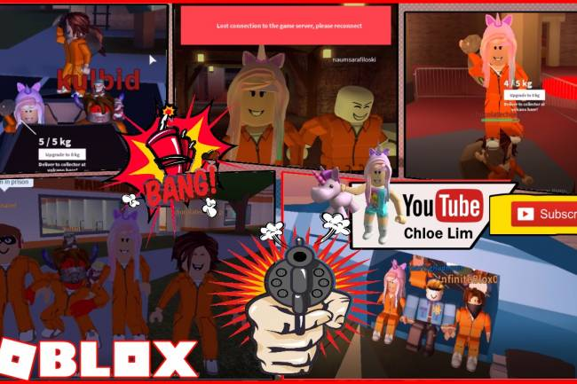 Roblox Jailbreak Gamelog - July 16 2018