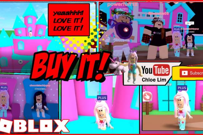Roblox MeepCity Gamelog - August 19 2018