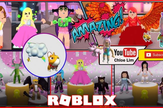 Roblox Fashion Famous Gamelog - September 9 2018