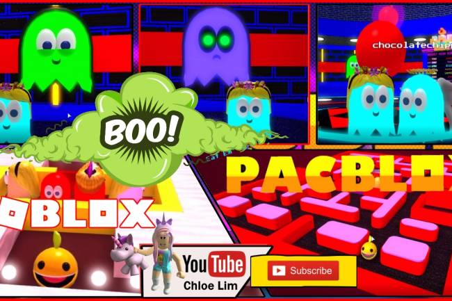 Roblox Pac-Blox Gamelog - September 14 2018