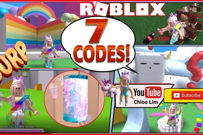 Roblox Soda Drinking Simulator Gamelog - September 18 2018