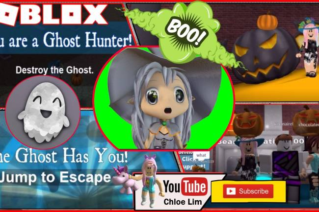 Roblox Haunted Hunters Gamelog - October 7 2018