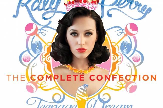 Album - Teenage Dream: The Complete Confection