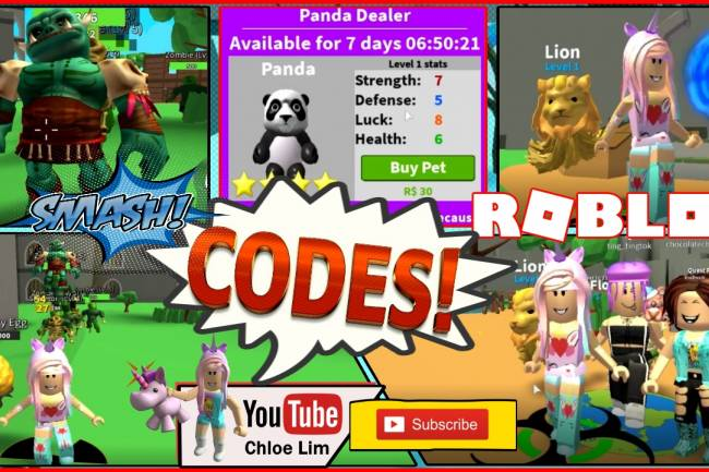 Roblox Monster Battle Gamelog - November 7 2018