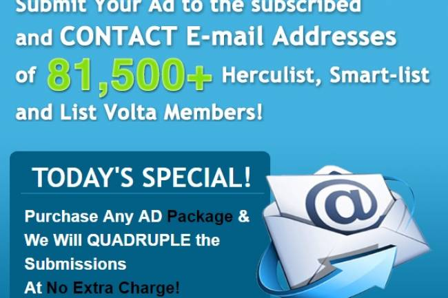 Mega-Mail AD Package