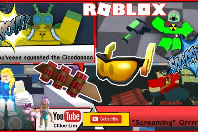 Roblox Heroes of Robloxia Gamelog - December 6 2018