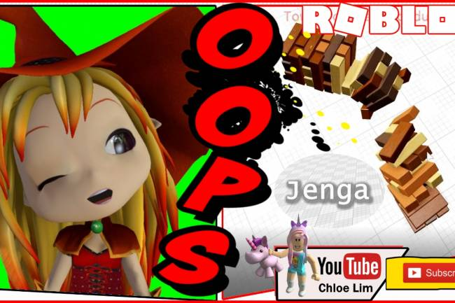 Roblox Jenga Gamelog - January 7 2019