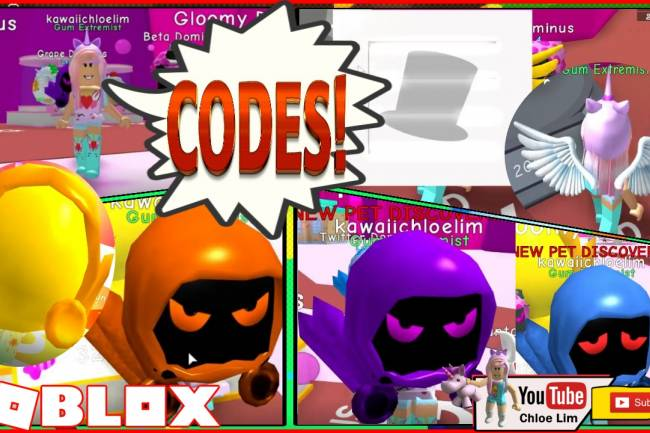 Roblox Bubble Gum Simulator Gamelog - January 21 2019