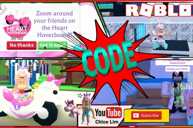 Roblox Adopt Me Gamelog - February 17 2019