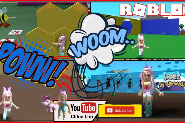 Roblox Hole In The Wall Gamelog - February 28 2019