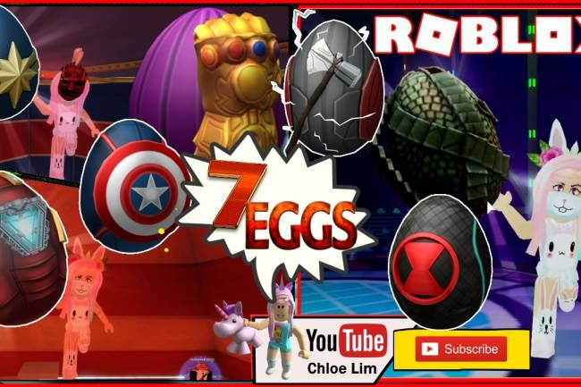 Roblox Egg Hunt 2019 Scrambled In Time Gamelog - April 22 2019