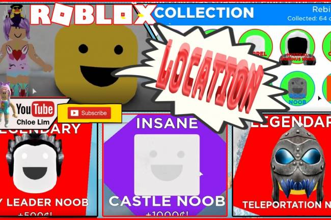 Roblox Find the Noobs 2 Gamelog - June 03 2019