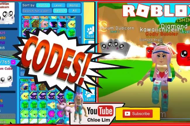 Roblox Bubble Gum Simulator Gamelog - June 15 2019