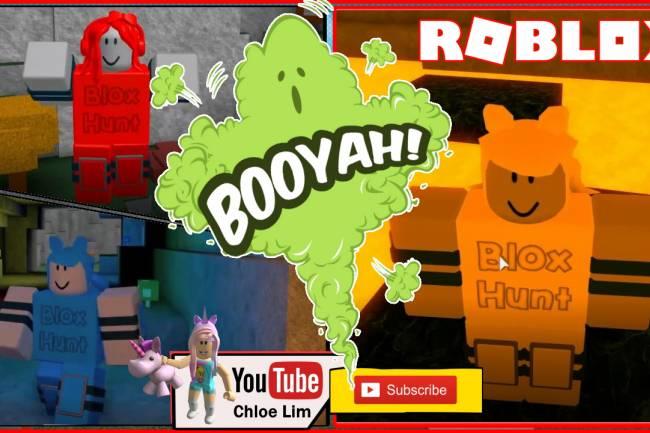 Roblox Blox Hunt Gamelog - September 26 2019