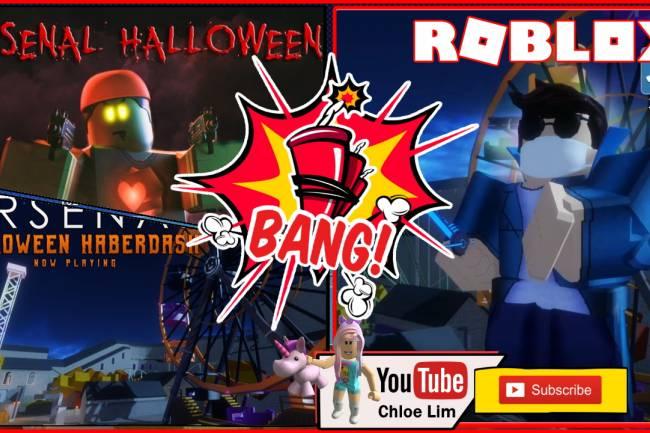 Roblox Arsenal Gamelog - November 07 2019