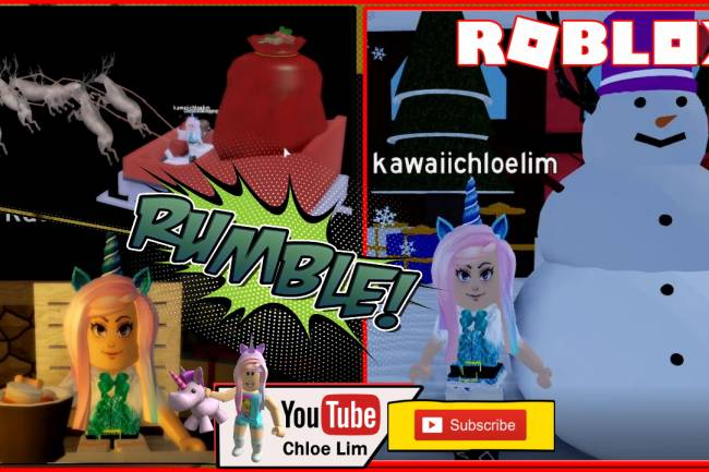 Roblox Christmas Eve Gamelog - December 04 2019