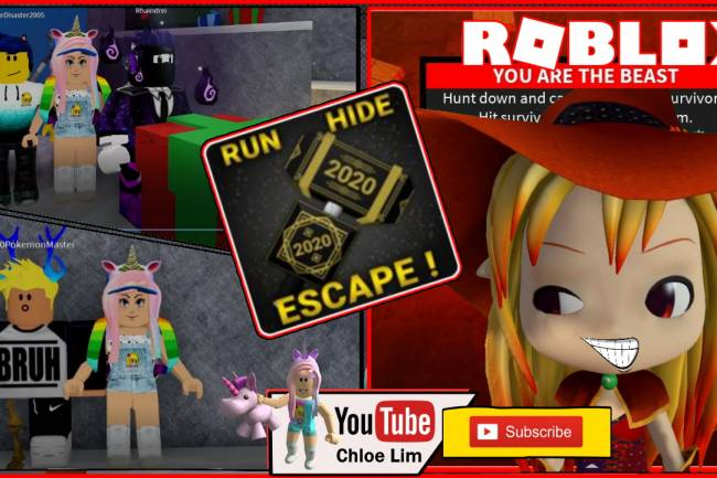 Roblox Flee the Facility Gamelog - January 03 2020