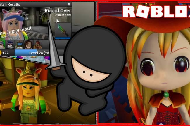Roblox Assassin Gamelog - January 15 2020