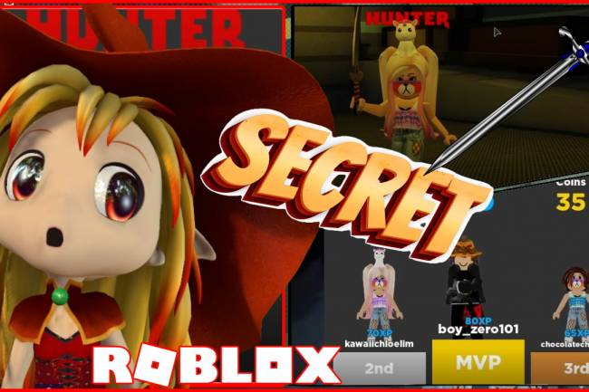 Roblox Manhunt Gamelog - February 15 2020