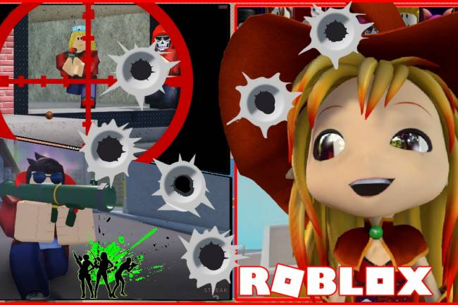 Roblox Arsenal Gamelog - February 16 2020
