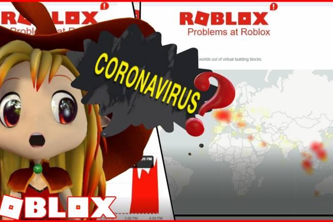 Roblox is DOWN not because of Coronavirus! - February 22 2020