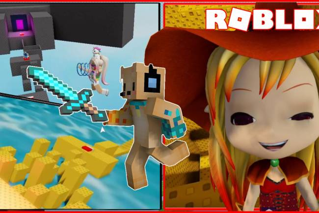 Roblox Minecraft Obby Gamelog - March 01 2020