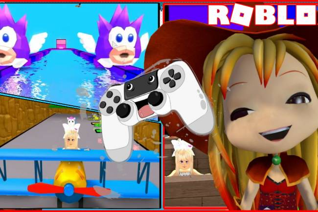 Roblox Arcade Obby Gamelog - March 11 2020