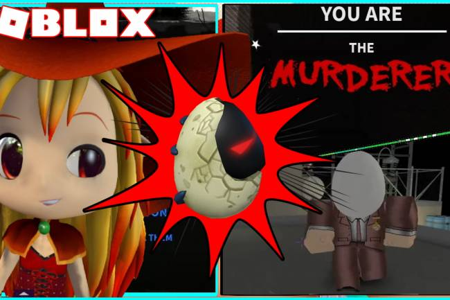 Roblox Murder Gamelog - April 10 2020