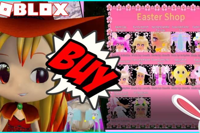 Roblox Royale High Gamelog - April 19 2020