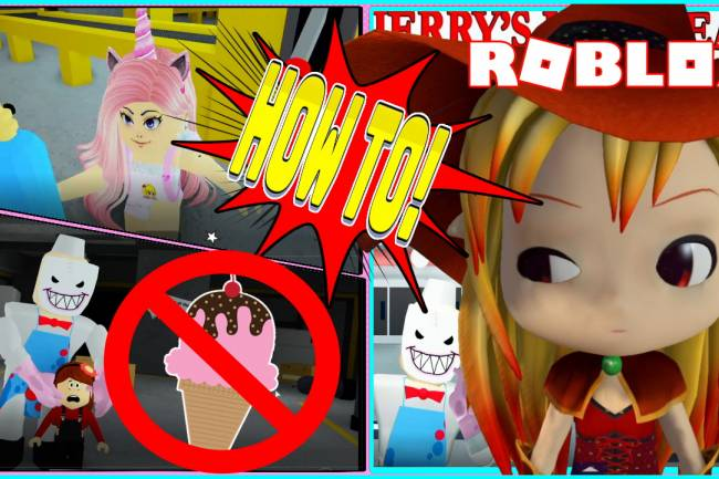 Roblox Jerry Gamelog - June 23 2020