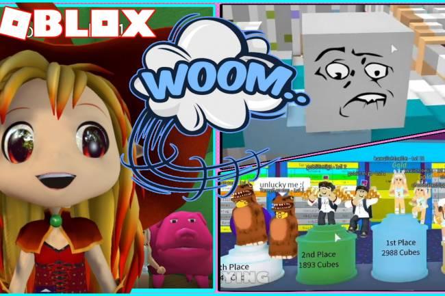 Roblox Colour Cubes Gamelog - July 09 2020